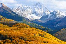 Colorado in Fall