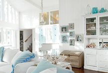 Beach decor home