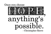 HOPE / by Rest In Hope Psalm16