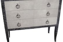 Bedsides and drawers