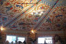 Домовая роспись