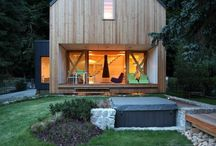 dom modern wood