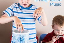 Music / Anyone can make music. Help your child discover their love music with these fun music games and activities.