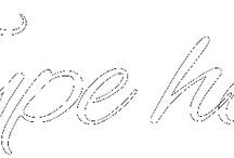 DIY - Stencil