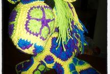 caballito multicolor / Crochet