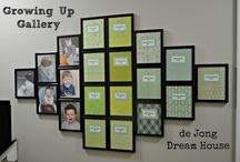 School Photo Display