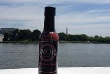 SMŌK Brand Hot Pepper Sauce On Tour!! / All of the great places in the world that SMŌK Brand Hot Pepper Sauce has traveled!!