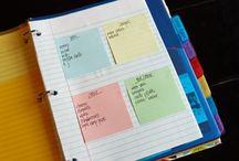 Organizing / by Organized by Sunshine