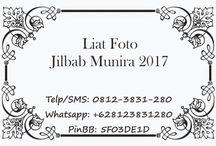 Foto Jilbab Munira 2017 / Foto Jilbab Munira 2017 Telp/SMS: 0812-3831-280 Whatsapp: +628123831280 PinBB: 5F03DE1D