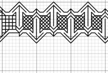 Cross Stitch/ Blackwork