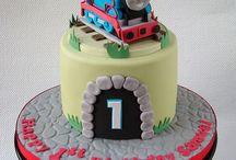 Cakes - Thomas Tank Engine
