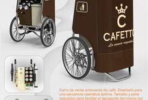 Carros de café