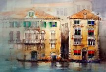 Art Aquarelle John Lovett
