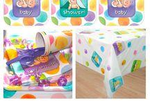 Ideas para Baby Shower / Ideas y artículos para tu fiesta de Baby Shower