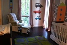 Boy's Room  / by Alison Coyle
