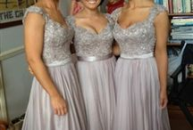 Bridesmaid ideas!!! / by Lauren Mauer