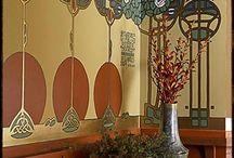 a maľby na stenu