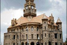 Texas Historic Courthouses