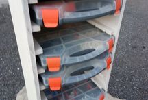 Organaizer Rack / rack for organaizers