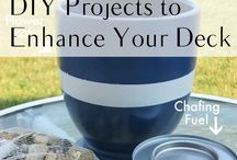 Creative deck projects
