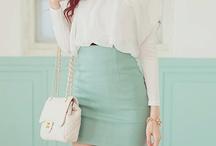 Style.Fashion / by Niki McCarthy (Rhodes)
