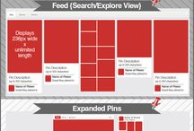 Social Media Marketing / Infographics with tips on social media marketing