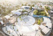 Architectural Landscape Masterplan