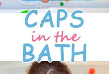 Water Play and Bath Activities for Kids / Water play and bath time games, toys, party ideas, activity kits, gifts, and fun stuff for kids! Water table, bath toys, bathtime, sprinklers, etc.