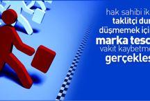 Marka Tescil / Marka sahibi markayı bizzat kendi kullanabileceği gibi başkalarına da marka kullanım izinleri verebilir.