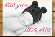 New Year Baby Announcement
