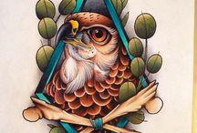 Boceto de tatuaje