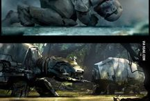 Concept Art - Video Games