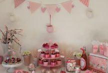sweet table { fête des mamans/anniversaire femme}