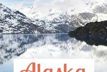 Alaska Yukon NW Territory
