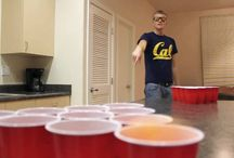 Cool Beer pong videos!