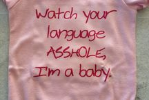 Cute and funny Baby Stuff