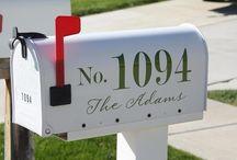 Mailbox / by Brandy Marsh