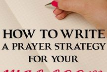 INSPIRATIE • gebed / Inspiratie over gebed. Van how to tot lijstjes en Bijbelteksten.