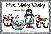 Mrs wispy washy