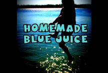 NEW: Homemade Blue Juice