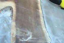 beton wood art