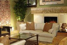 THB Home Decoration/Color Ideas / Inspirational pins of beautiful homes/rooms that make me happy.