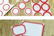 FREE printables / by CheapLuxury Blog