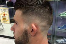 Corte cabello machin