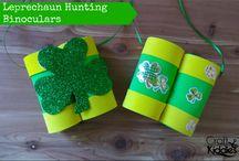 St. Patrick's Themed Crafts