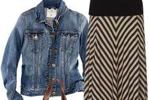 My Style: Weekend Wear / by Noureen Habib