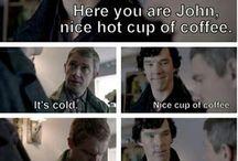 sherlock Holmes/Benedict Cumberbatch