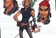 concepts piratas