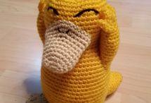 meine Häkel-Werke / my crochet projects