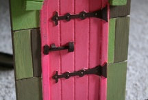 Fairy Doors and Gardens / ideas / by Bethany Banks